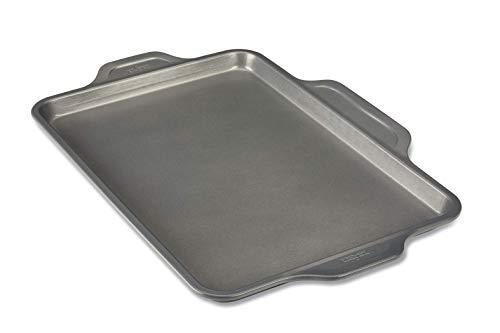 All-Clad Pro-Release bakeware sheet, 17 In x 11.5 In x 1 In, Grey