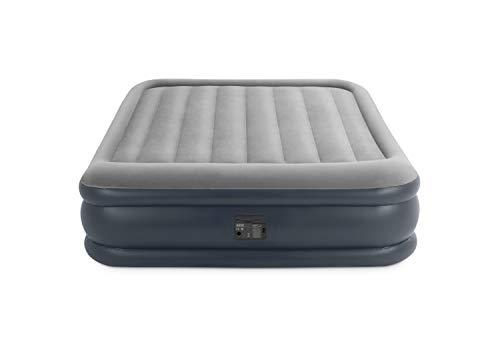 Intex 64136BS Materasso Durabeam Pillow Rest Deluxe Matrimoniale Bicolor con Tecnologia 532,...