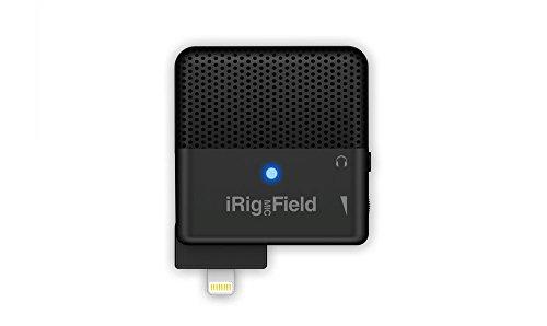 IK Multimedia iRig Mic Field デジタル・ステレオ・マイク【国内正規品】