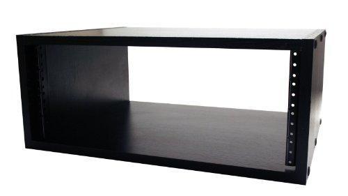 Gator Cases Studio Rack Cabinet (Black, 4 Space)