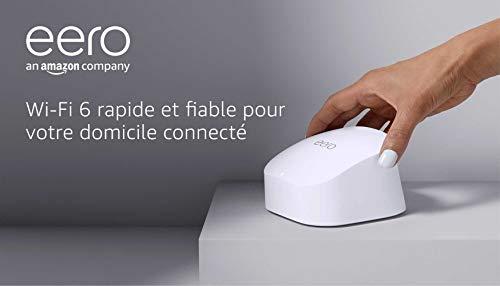 31zC6d4eSfL._SL500_ [Bon plan] Amazon eero 6 Routeur Wi-Fi 6