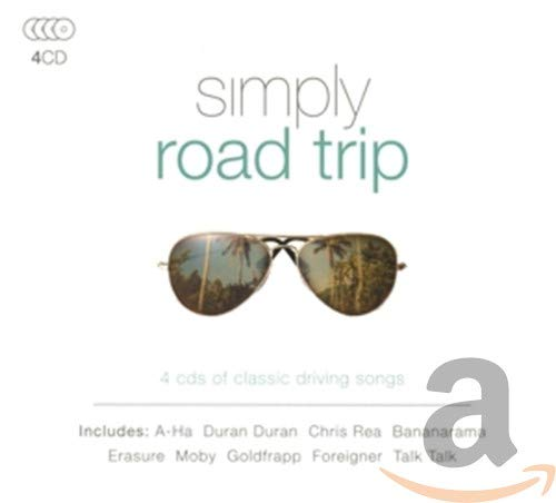 Simply Driving Songs [Import]