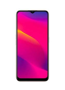 OPPO A5 2020 Smartphone débloqué 4G - Batterie 5000 mAh - Double Haut-parleurs stéréo - USB-C et Prise Jack 3.5mm - 64 Go ROM Extensible Via Micro SD - Android 9 - Téléphone Portable Blanc Perle