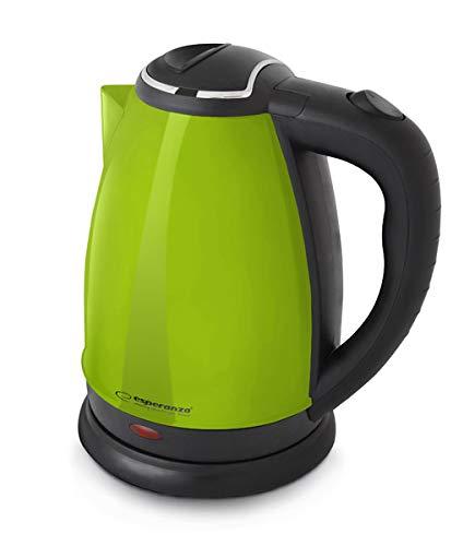 Esperanza Elektrischer Wasserkocher Victoria 1,8L Grün