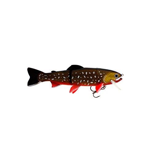 WESTIN trota Tommy 15 cm 40g SINISTRO gomma pesci esche per luccio, Lucioperca, piedistallo Esca morbido esche, luccio , ROTATORIO da & pesca, Richiamo - ARCTIC CHAR