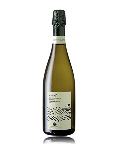 Prosecco di Conegliano Valdobbiadene Superiore DOCG Brut Mati 2019  LAntica Quercia - Cassa da 3 bottiglie