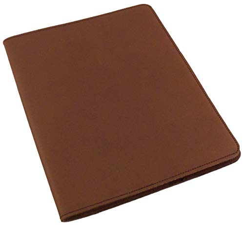 Refillable Leather Composition Notebook...