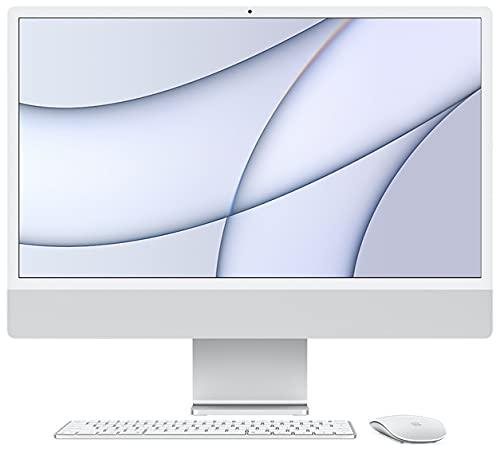 *IN Hand TO Ship* Mac Desktop 24'/8-Core M1 Chip/16GB RAM/8-Core GPU/2.5TB SSD Storage/Silver/Spanish Keyboard and PSU