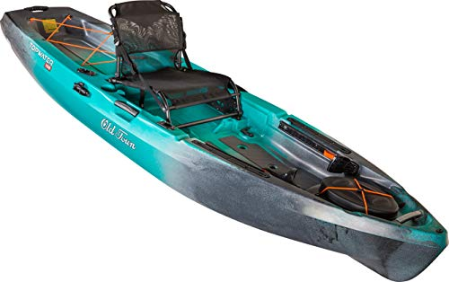 Old Town Topwater 106 Angler Fishing Kayak (Photic, 10 Feet 6 Inches)