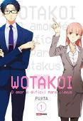 Wotakoi : 사랑은 Otakus Vol. 1
