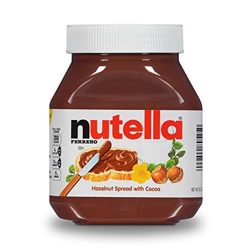Nutella Chocolate Hazelnut Spread 26.5 Ounce (Pack of 1)