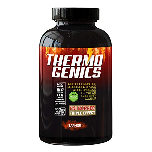 Keto Thermogenics Fatburner Complete Fettstoffwechsel | 6 vegane Zutaten Mann und Frau | 100 Kapseln