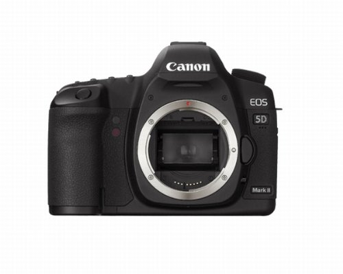 Canon EOS 5D MARK II Fotocamera Digitale Reflex 21.1 Megapixel