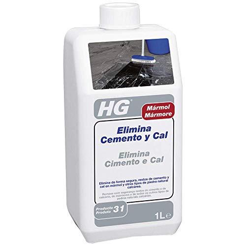 HG 216100130 Elimina el Cemento y la Cal de Forma Segura en la Piedra Natural, 1 l (Paquete de 1)