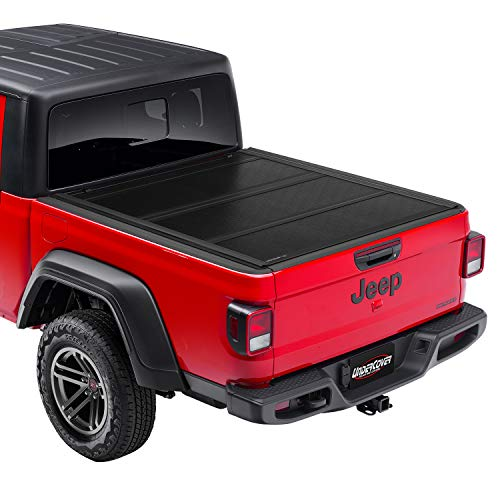 Undercover Flex Hard Folding Truck Bed Tonneau...