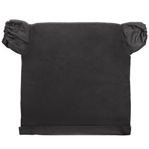 Darkroom Bag Film Changing Bag - 23.3'x23.3' Thick Cotton Fabric Anti-static Material for Film Changing Film Developing Pro Photography Supplies
