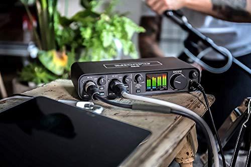 MOTU M4 4x4 USB-C Audio Interface