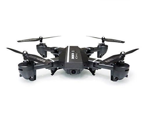 LKM security LKM-DRN01BK Drone con Telecamera, Nero