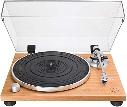 Audio-Technica AT-LPW30TK Manueller Plattenspieler mit Riemenantrieb