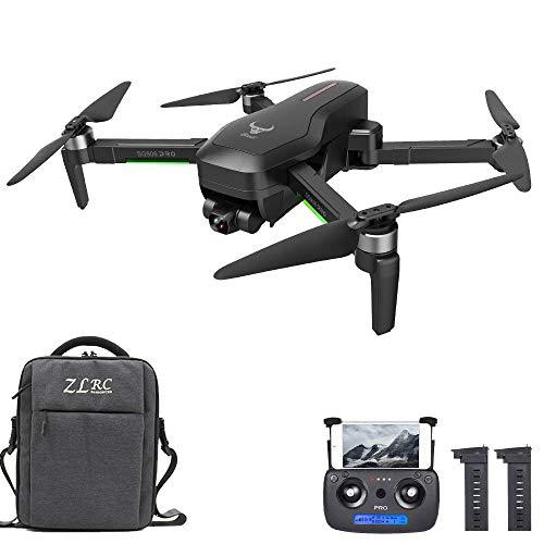 Goolsky Beast SG906 PRO 2 GPS RC Drone con Fotocamera 4K 5G WiFi FPV Posizionamento del Flusso Ottico Quadcopte 1200m Distanza di Controllo 28 Minuti Tempo di Volo