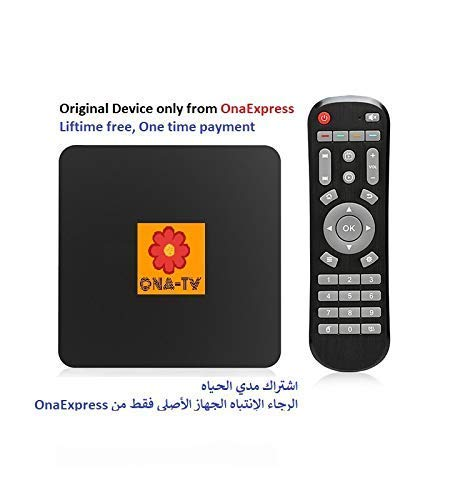 Arabic IPTV Box 4k HD - Lifetime Free