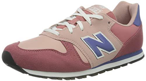 New Balance 373 YC373KPP Medium, Zapatillas Mujer, Pink (Off Road KPP), 40 EU