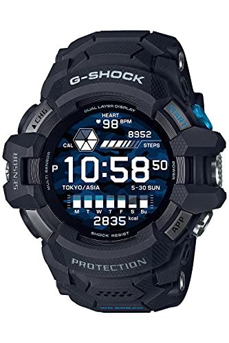[カシオ] 腕時計 ジーショック G-SQUAD PRO GSW-H1000-1JR メンズ ブラック