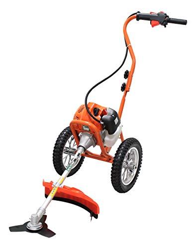 Mader Garden Tools 69331 - Decespugliatore 47,2 CC 26 mm con ruote 69331