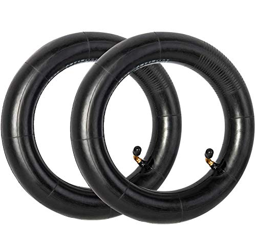 10x2 Inner Tube Replacement for Baby Stroller/Kids Bike/Kids Tricycle/Baby Jogger/3 Wheel Trikes Suitable for 10 x 1.90, 10 x 1.95, 10x2, 10 x 2.125, 10 x 2.25 Tires Pack of 2