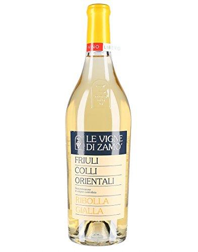 Friuli Colli Orientali DOC Ribolla Gialla Le Vigne di Zam 2019 0,75 L