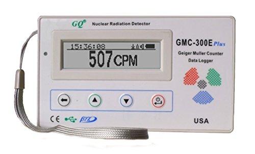 GQ GMC-300E Plus digitaler Geigerzähler