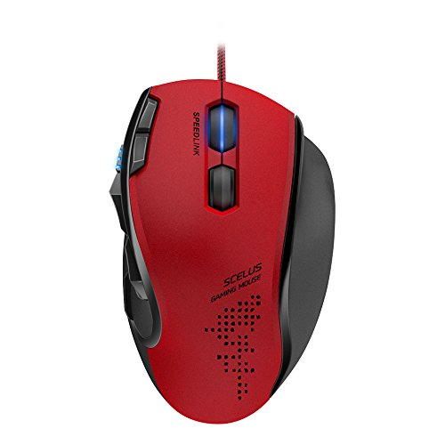 Speedlink - Scelus Gaming Mouse SL680004BKRD (PC)
