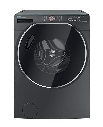 Hoover AXI AWMPD413LH7R/1-S Lavatrice, 13 kg, 1400 giri/min, A+++ (-40%), Antracite