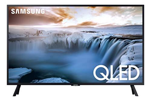 SAMSUNG QN32Q50RAFXZA Flat 32' QLED 4K 32Q50 Series Smart TV