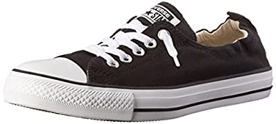 Slip-on, low-top sneaker Fixed laces. Features medial eyelets and no tie design Elastic collar. Vulcanized rubber sole for durability Pull loop. Fit tip is true to size recommend your normal size Canvas upper.Textured toe bumper Inventory may have ei...