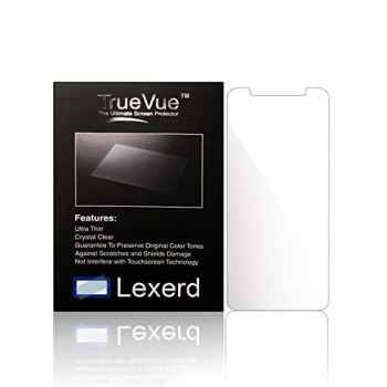 Lexerd - compatible with 2018 BMW M5 TrueVue Anti-glare Navigation Screen Protector