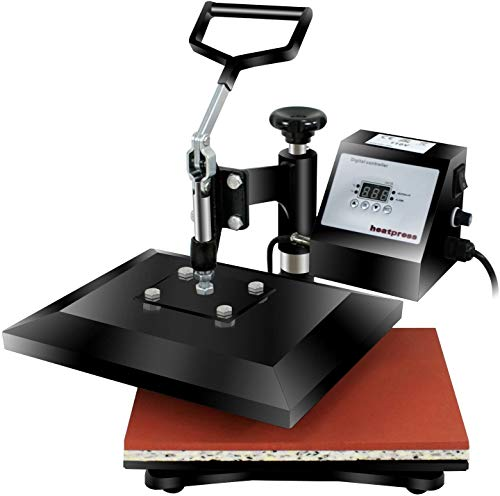 "Super Deal PRO 12"" X 10"" Digital Swing Away Heat Press Heat Transfer Sublimation Machine"