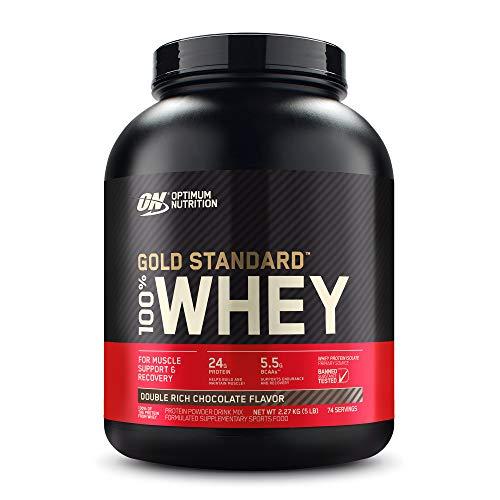 100%ホエイ ゴールドスタンダード プロテイン ダブルリッチチョコレート
