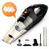 VacLife Handheld Vacuum, Hand Vacuum Cordless Rechargeable, Small and Portable with High Power...