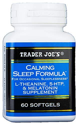Trader Joe's Calming Sleep Formula