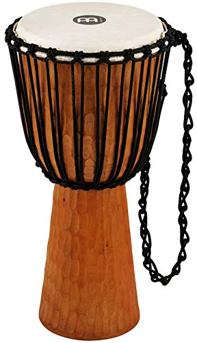 Meinl Percussion HDJ4-L Nile Series Headliner Rope Tuned Djembe, Large: 12-Inch Diameter