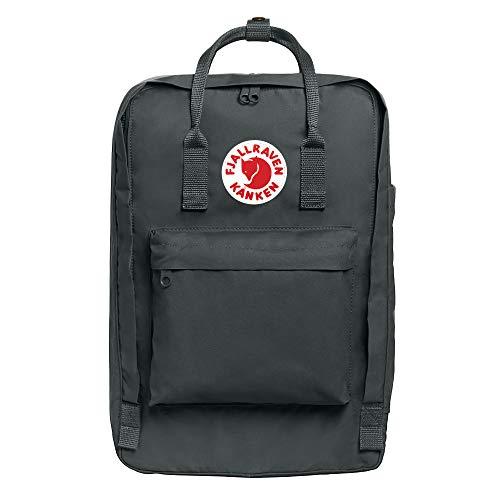 Fjallraven Kånken Laptop 17' Backpack, Unisex Adulto, Forest Green,...