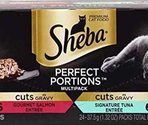 Sheba Cat Food products