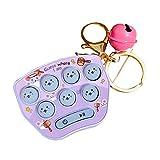CHSHY 2/3 PCS Console De Jeu De Poche, Porte-Clés Portable, Idéal pour Voyager, Amusement,3pcs