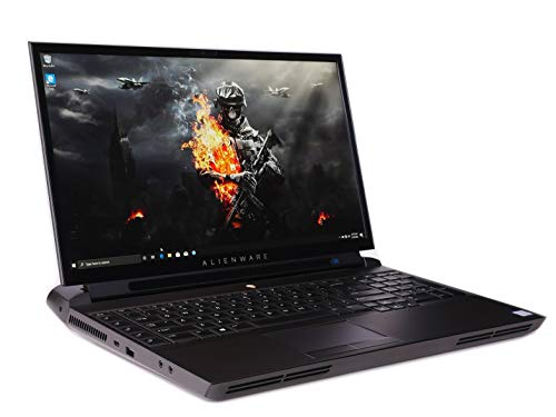 """Area 51M Gaming Laptop Welcome to A New ERA with 9TH GEN Intel CORE I9-9900K GEFORCE RTX 2080 8GB GDDR6 17.3"""" FHD 144HZ AG IPS G-SYNC TOBII EYETRACKING (2TB RAID 64GB RAM 10 PRO)"""