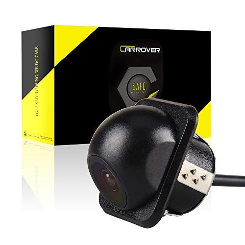 CAR ROVER Videocamera per Retromarcia e Assistenza Parcheggio, Impermeabile Visione Notturna