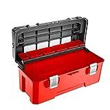 Facom BP.P26APB - Caja de herramientas (plástico, 26 pulgadas, mango de aluminio)