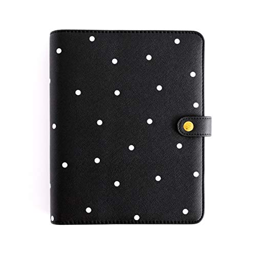 CHARUCA Planner personal A5. Negro Topos 2022
