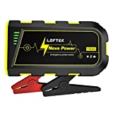 LOFTEK Portable Car Battery Jump...