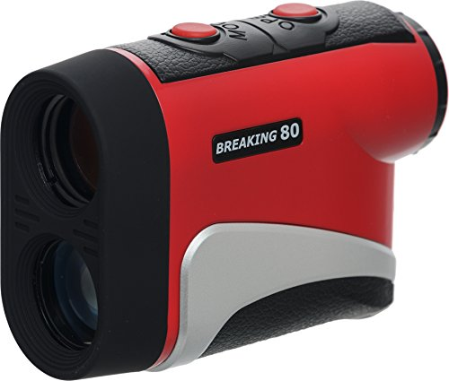 5. Breaking 80 Golf Rangefinder